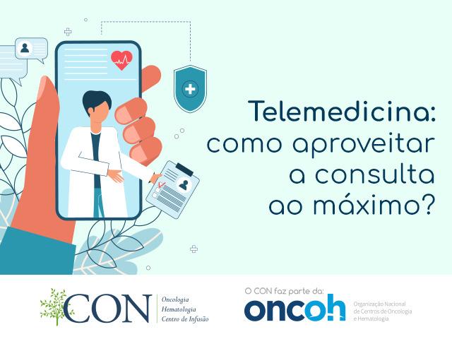 Telemedicina: como aproveitar a consulta ao máximo?