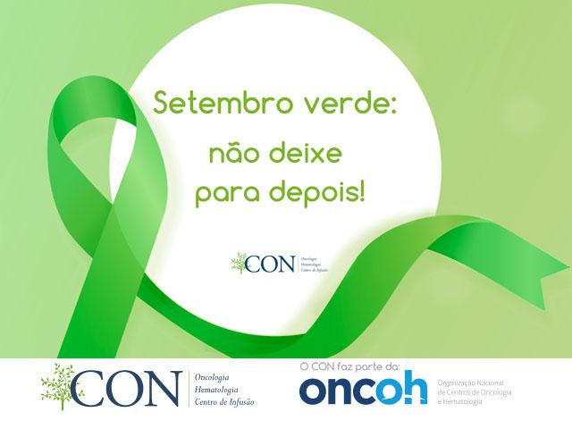 Câncer de cólon e o setembro verde
