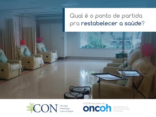 Oncologia: 7 tratamentos realizados no CON para diferentes tipos de cânceres